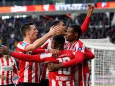 LIVE | PSV met Zoet en Ihattaren terug in de ploeg tegen FC Utrecht