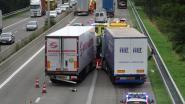 Vier gewonden bij verkeersongeval op E313