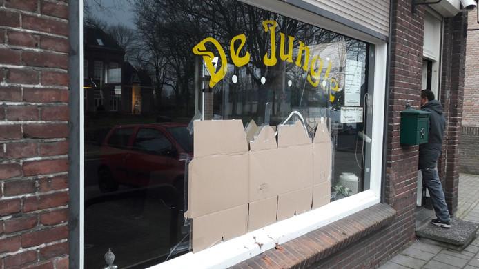 Coffeeshop De Jungle wordt met onmiddellijke ingang gesloten.