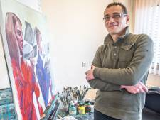 Leger des Heils Zwolle rouwt om overlijden van schilder Pavel