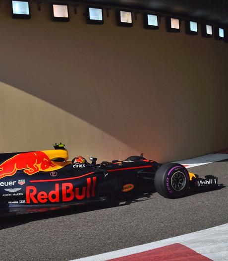 Verstappen zesde in tweede training, Hamilton het snelst