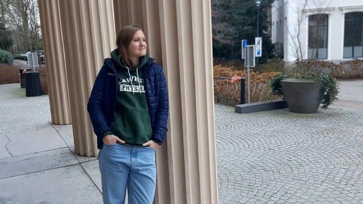 Opgeven is geen optie voor Zwolse schaatsster Lotte van Beek