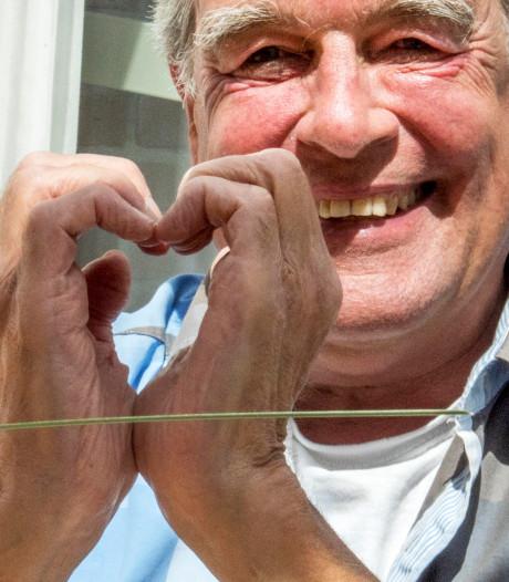 Niemand ter wereld leeft langer met een donorhart dan Willem Bavinck (62) uit Tilburg