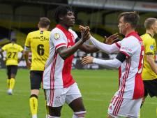 Ajax verpulvert eredivisie-record: een natte droom voor voetbalcijferaars