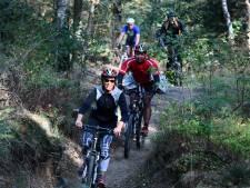 Amerongse mountainbikeroute dankzij vrijwilligers beste van het land