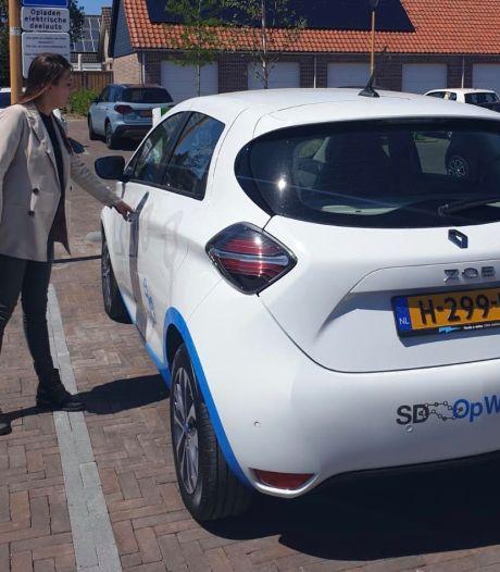 In grote steden al een succes: nu ook deelauto's op Schouwen-Duiveland