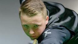 België heeft voor het eerst een wereldkampioen snooker: Ben Mertens, amper 13 (!), wint bloedstollende finale