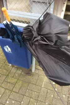 Stevige storm bereikt vanmiddag Nederland