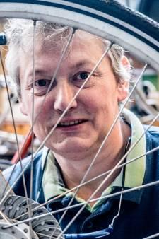 Piet Vonk komt terug met fietszaak