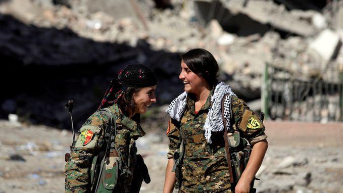 """Hoofdstad van het kalifaat heroverd: """"IS uit Raqqa verdreven"""""""