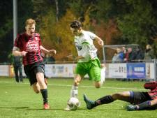 Indelingen districtsbeker Zuid 1 en 2: weer Geldropse derby in poulefase