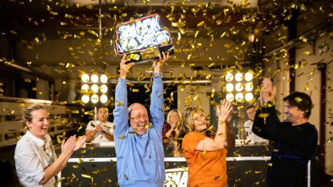 Piet Huysentruyt wint de finale van 'Snackmasters'