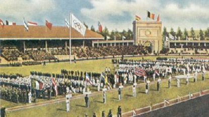 Exact 100 jaar geleden ontving Antwerpen de  Olympische Spelen: zatte atleten, lege tribunes en een diefstal die pas in 1997 wordt opgelost