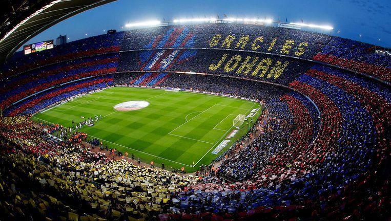 Afbeeldingsresultaat voor barcelona stadion