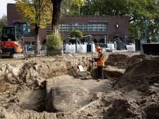 Middeleeuwse stadspoort ontdekt bij Ledig Erf