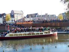 Warm welkom voor Sint in Den Bosch