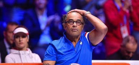 Noah wil succes als coach Davis Cup herhalen