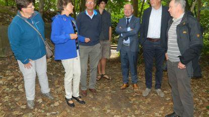 Nieuw openbaar bos aan Sint-Jansdreef