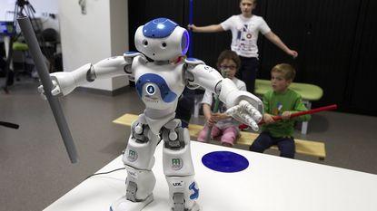 Robot Zora krijgt 250.000 euro van Vlaamse regering