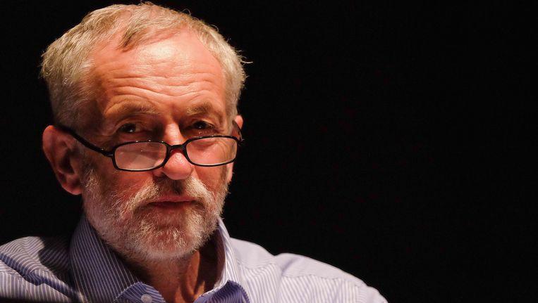 Jeremy Corbyn. Beeld getty