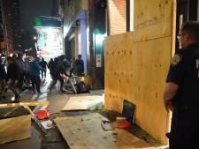New York verlengt avondklok na nieuwe plunderingen
