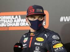 Verstappen ziet samenwerking met Pérez wel zitten: 'Fijn als een teamgenoot je pusht'