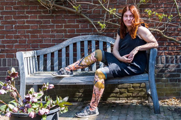 Channa Kalmann: 'Sommige verhalen konden niet eens meer verteld worden'.