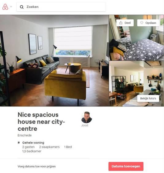 Mijn eigen huis op Airbnb: het is een feit