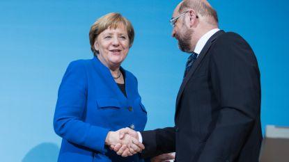 Kritiek binnen SPD op akkoord met Merkel