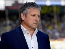 NAC-trainer Brood over contractloze Damen: 'We gaan het volgende week bekijken'
