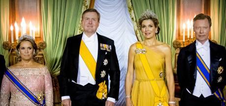 Koningin Máxima haalt verloren gewaand Stuart-diadeem uit koninklijke kluis