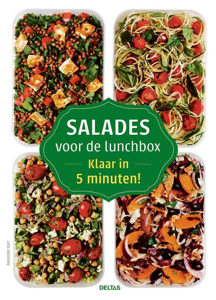 Cover van het saladeboek.