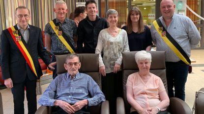 Boekhouts koppel viert zestigste huwelijksverjaardag in rusthuis Assenede