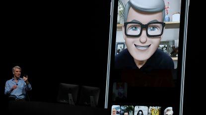 Apple lanceert memoji: de animoji naar jouw evenbeeld