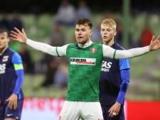 Julius Bliek kopt FC Dordrecht in veilige haven