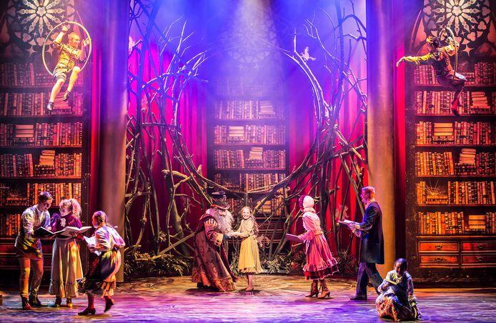 Te zien in De Lievekamp tijdens het Nationale Theaterweekend: Sprookjessprokkelaar de musical van de Efteling.