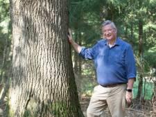 Rein Berends gaf park Groeneveld en het Baarnse Bos metamorfose: 'Zelfs de felste tegenstander was achteraf blij'