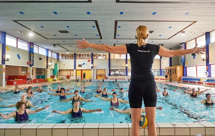 Zwembad De Beemd in Veghel is aan vervanging toe. Meierijstad wil hier een nieuw bad realiseren.