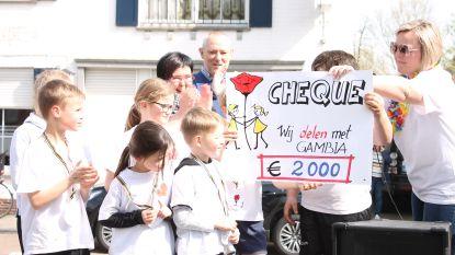 Papaverrun brengt 2.000 euro op voor Gambia