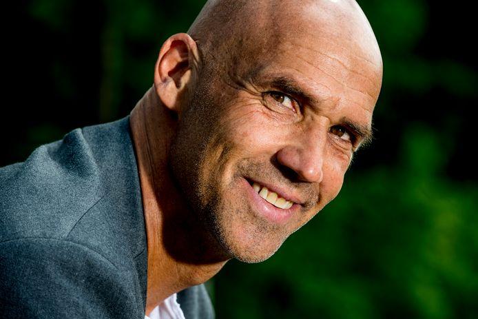 De Duitser Thomas Letsch, de nieuwe trainer van Vitesse.