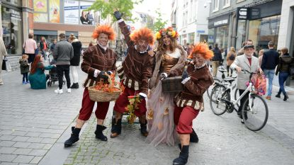 Leuven viert feest als 'stad van de klant'
