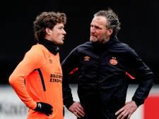Lammers zit dicht tegen plek in wedstrijdselectie PSV aan: 'Kijken of het medisch kan'