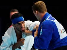 Judoka's Iran geweerd van internationale toernooien