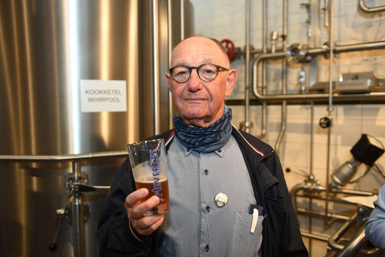 Het Libertus-bier werd alvast getest en goedgekeurd!