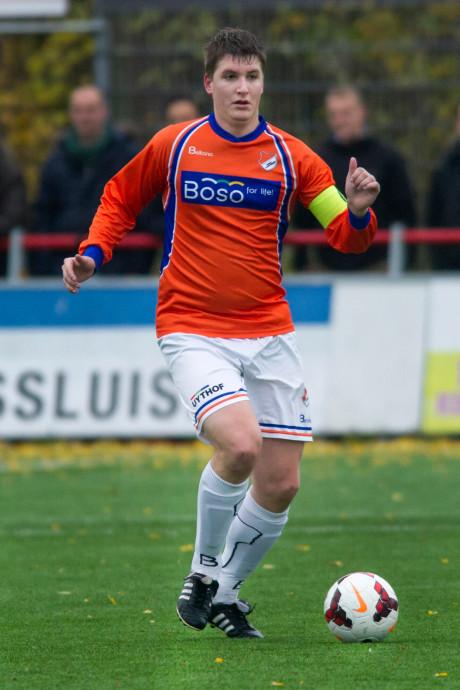 Voormalig Cambuur-speler De Wagt (34) overleden