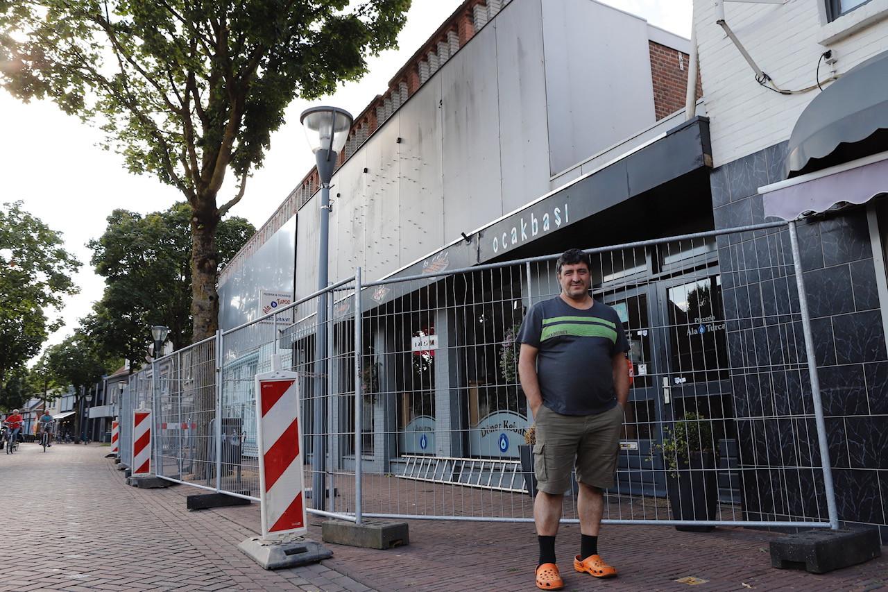 Musa Ozdemir van pizzeria Ala Turca in Cuijk.