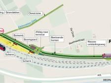 Gelderland houdt vast aan railterminal bij Reeth