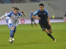 Gele Bradley de Nooijer gaat met FC Viitorul om landstitel strijden