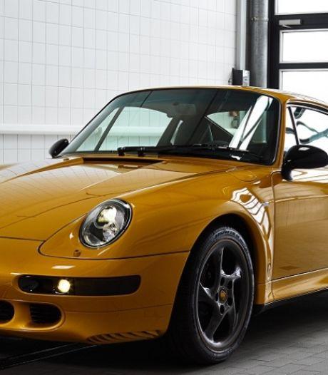 Luchtgekoelde motor keert terug bij Porsche