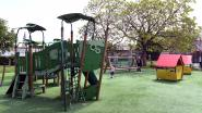 Nieuwe speeltuin geopend in Leefdaal